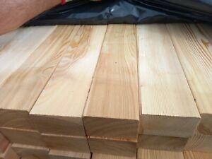 Siberian Larch timber 45mm x 70mm x 4m