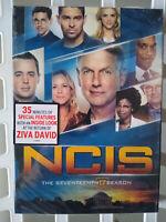 NCIS: Naval Criminal Investigative Service Season 17 ( DVD 5 Disc) Brand New
