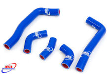HONDA CRF 450 R 2006 2007 2008 HIGH PERFORMANCE SILICONE RADIATOR HOSES BLUE