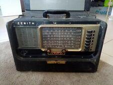 Radio Zenith Trans_oceanic Années 50