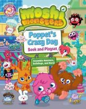 Moshi Monsters: Poppet's Crazy Day: Storybook and Press-out Playset