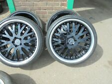 Khan Diamond Edition Wheels & Tyres Mercedes GLS Totally refurbished.