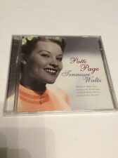 Patti Page - Tennessee Waltz (New and Sealed)