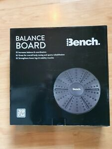BENCH BALANCE BOARD LOWER AND UPPER BODY TRAINING