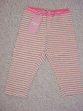 Striped Cotton Blend Leggings (2-16 Years) for Girls