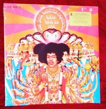 LP JIMI HENDRIX EXPERIENCE AXIS: BOLD AS LOVE AUTHORIZED FAMILY EDITION MINT