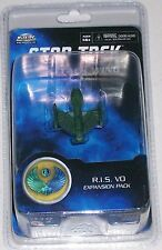 R.I.S. VO STAR TREK: ATTACK WING EXPANSION PACK Romulan scout vessel