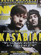 NME 4/6/11 - KASABIAN - ARCTIC MONKEYS - THE HORRORS
