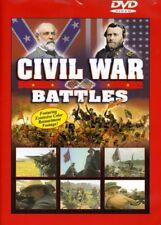 Civil War Battles [New DVD]