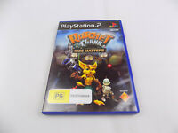 Mint Disc Playstation 2 Ps2 Ratchet and Clank Size Matters & Free Postage