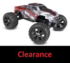 Redcat Racing Terremoto V2 Monster Truck 1/8 Scale Brushless Electric Red RC