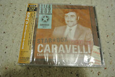 Rare Brand New Caravelli Japan CD -Star Box