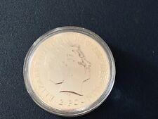 2008 Royal Mint 1oz Silver Britannia BU £2 Bullion Coin in Air-Tite Capsule