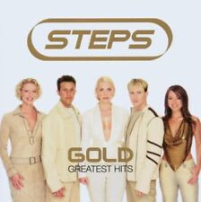 Steps Gold Greatest Hits Dance Pop Music Album Compilation Brand New