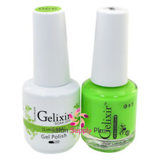 GELIXIR Soak Off Gel Polish Duo Set (Gel + Matching Lacquer) - 066