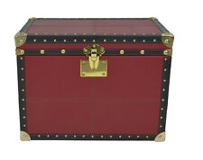 Designer Pure Genuine Cherry Leather Box