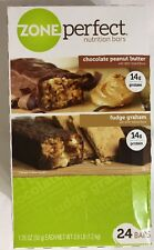 Zone Perfect Bars  Variety Pack Ctn 24 (FREE EXPEDITED SHIPPING)