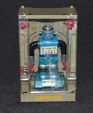 Zeroid 1969 Ideal Robot Alien Zerak Bevelled Case B