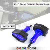 Fairing Anti-Crash Pads Frame Protector Slider Guards for YAMAHA MT-09 FZ-09