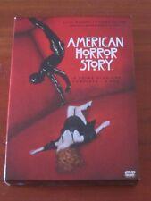 """"""" AMERICAN HORROR STORY """" LA PRIMA STAGIONE COMPLETA 4 DVD IN STATO DI NUOVO..!"""