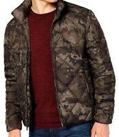 Michael Kors Men's Men's Camo Packable Jacket