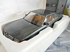 MERCEDES C126 W126 560 SEC Coupe S Klasse 1985 anthrazit grau SP KK Metall 1:18