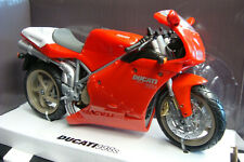 Ducati 998 S Red Newray 1:12 Original Packaging