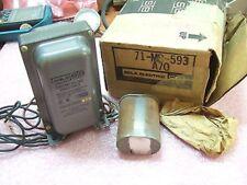 Sola SB Veeco Constant Voltage Transformer 71MB593 71-MB-593 A70 CVT NOS