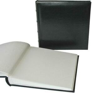 Classic black small photo albums