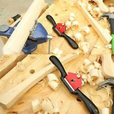 Metal Woodworking Blade Spoke Shave Manual Planer Plane Deburring Hand Tools New