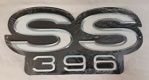 SS 396 Man Cave Sign | Open Roads Brand | Free Shipping
