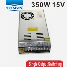 350W 15V 23.2A Single Output Switching power supply