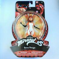 Miraculous Rena Rouge Bandai 15 cm Action Figure Brand NEW