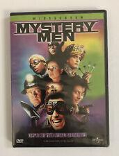 Mystery Men (Dvd, 1999) Azaria Izzard Kinnear Garofalo Stiller & William H Macy