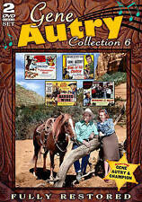 Gene Autry: Movie Collection 6 DVD