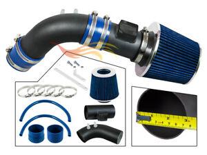 RW BLUE Ram Air Intake Kit+Filter For 2004-2007 Accord 2.4L L4 w/MAF SULEV