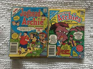 Lot 10 1980s 1990s Archie Jughead Veronica Betty Comic Books