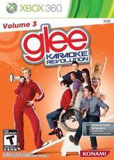 Glee Karaoke Revolution: Volume 3 - Season 2 Smash Hits Club XBOX 360 NEW