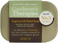 Scottish Fine Soaps Gardeners Therapies Grade No. 3 Super Scrub Hand Soap NWT