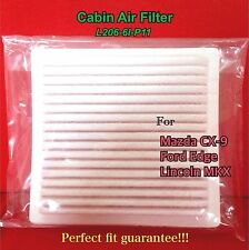 C25876 AC CABIN AIR FILTER 2007-15 MAZDA CX-9 FORD EDGE LINCOLN MKX CF10547