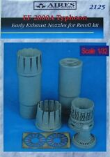 Aires 1/32 Eurofighter EF-2000A Typhoon Early Exhaust Nozzles for Revell # 2125