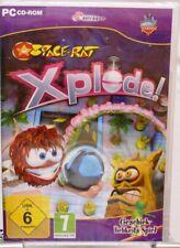 Space Rat Xplode! + PC Spiel + Geschicklichkeit + Multiplayer Arcade Action #M44