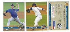 COMPLETE 2017 MIDLAND ROCKHOUNDS TEAM SET MINOR LGE AA OAKLAND A'S