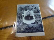 Ancienne carte, Erinnerung an meine Dienstzeit, souvenir du service militaire