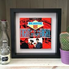 Beastie Boys - You Gotta Fight for your Right - Framed Artwork Picture Sleeve 19