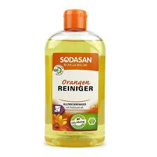 (6,58/L) Sodasan Orangen Reiniger Orangen-Universalreiniger Orangenöl 500 ml