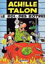 ACHILLE TALON LE ROI DES ZOTRESGREG RARE EO 1977 TBE