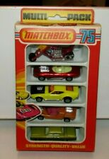 Matchbox Superfast Multipack with 5 Models (A) MIB
