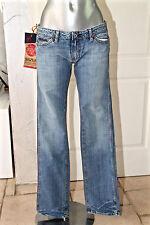 joli jeans taille basse LE TEMPS DES CERISES J102 taille W30 (40) NEUF ÉTIQUETTE