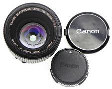 Canon FD 85mm f2.8 Soft Focus   #10846 .......... MINT